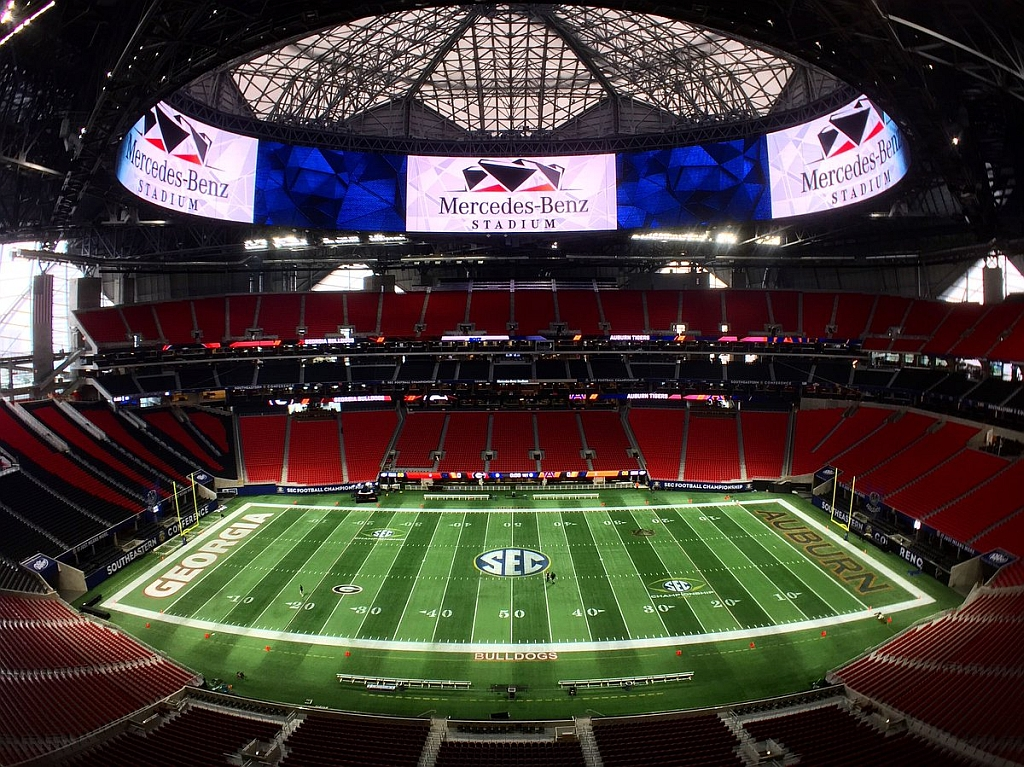 Mercedes-Benz-Stadium-painted-and-ready-