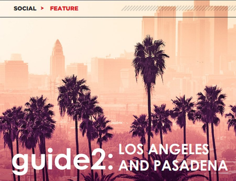 Guide 2 Los Angeles and Pasadena by Cheri Leavy