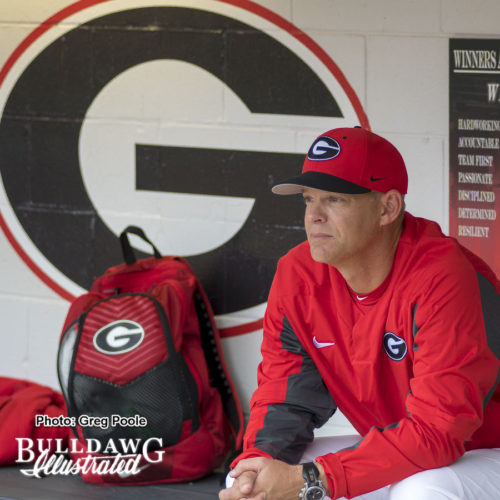 Scott Stricklin – Georgia vs. Georgia Southern – February 17, 2018