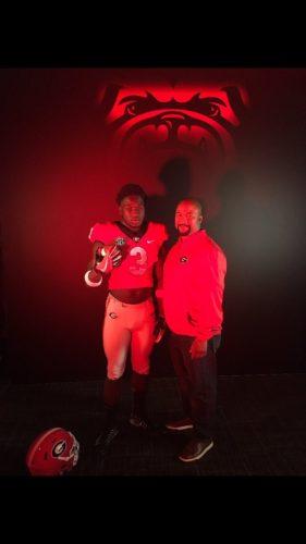 Daijun Edwards and Dell McGee Photo @3wayyyy Twitter