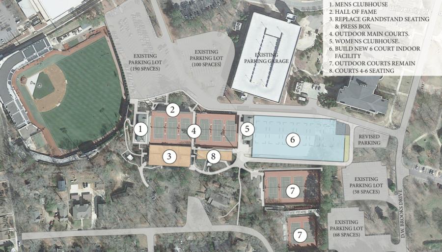 Tennis-footprint