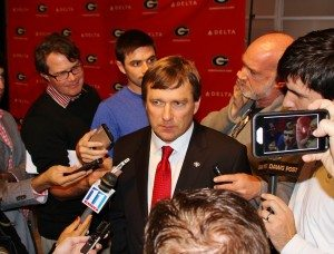 Post presser question session - Kirby Smart Presser - 12-7-15