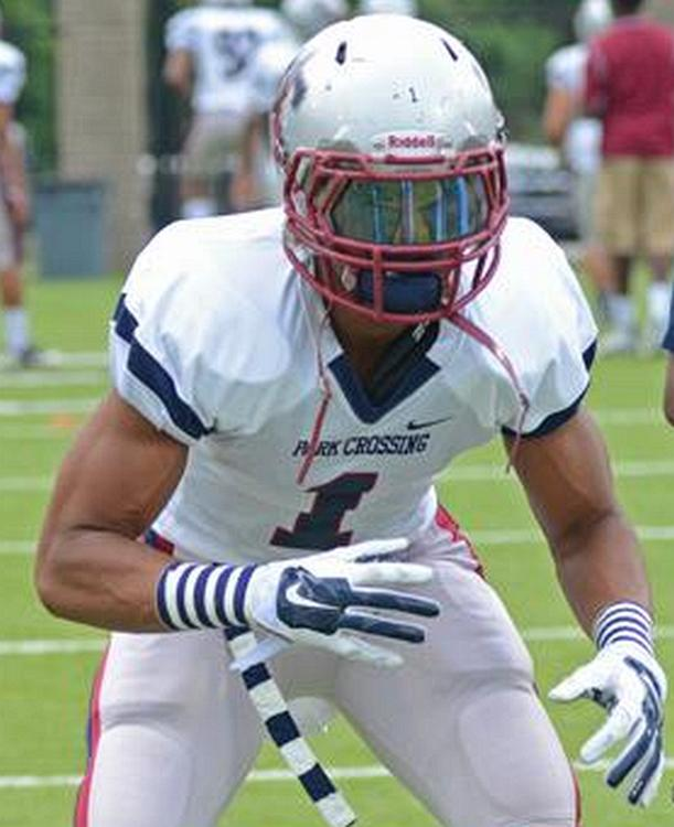 Jeawon Taylor - 2016 Safety - Park Crossing HS, AL