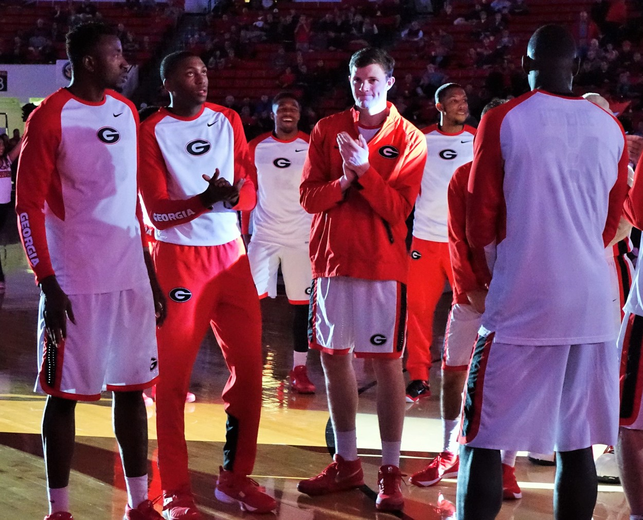 Men's basketball - Missouri vs. UGA - 06-Jan-2016 (Photo by Greg Poole)