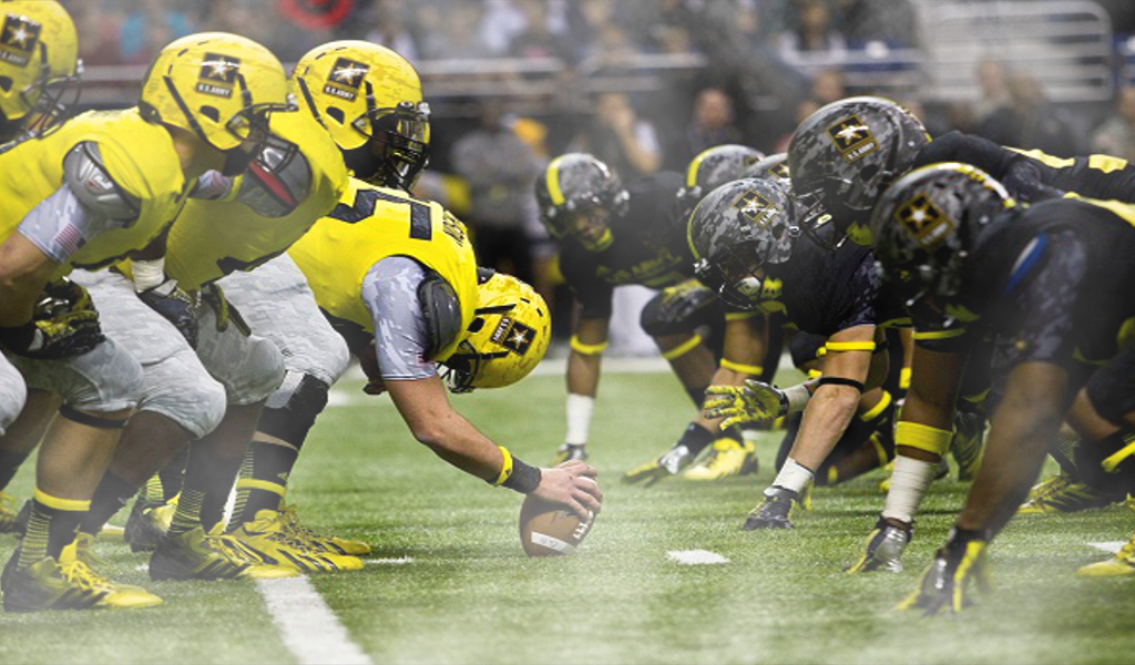 US Army All-American Bowl game (Photo courtesy of USArmyAllAmericanBowl.com)