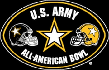 US Army All-American Bowl graphic logo