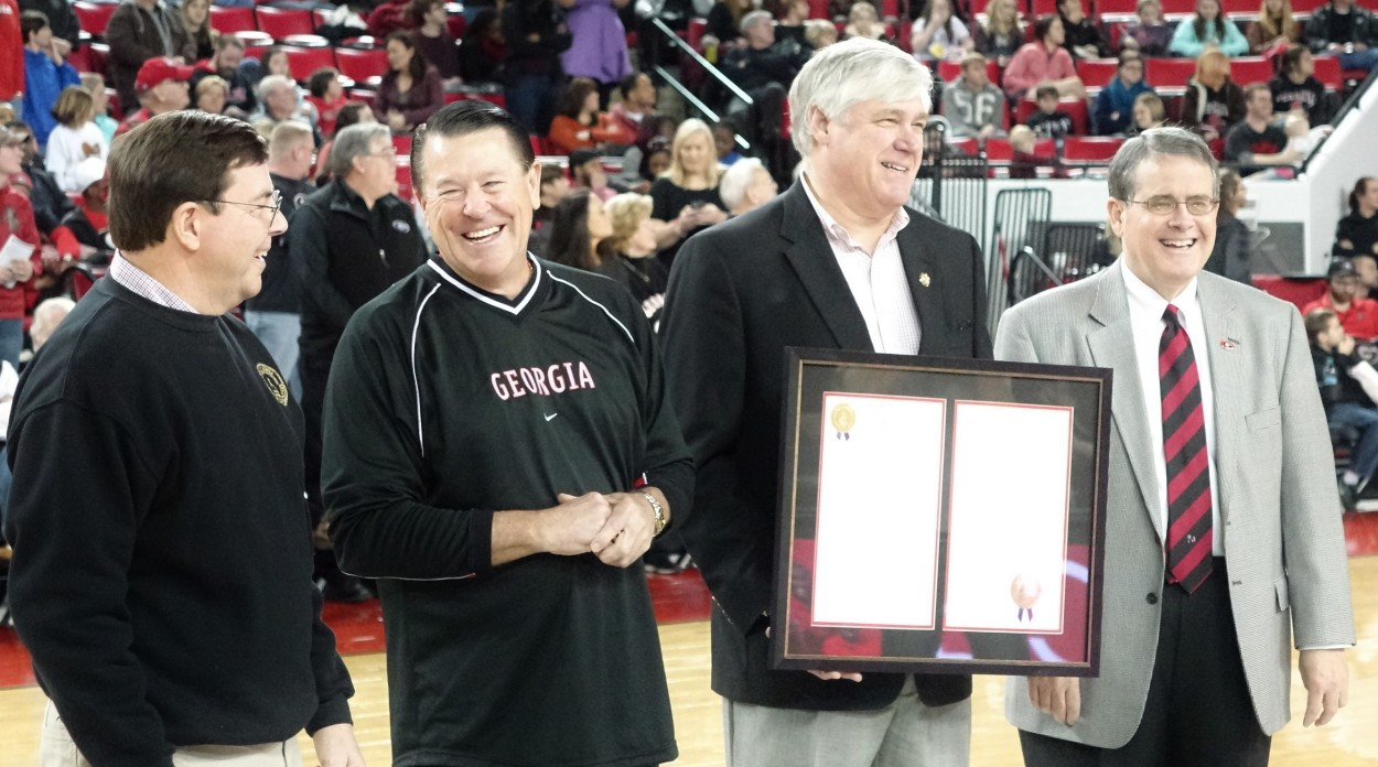 (Photo by Bulldawg Illustrated's Greg Poole)