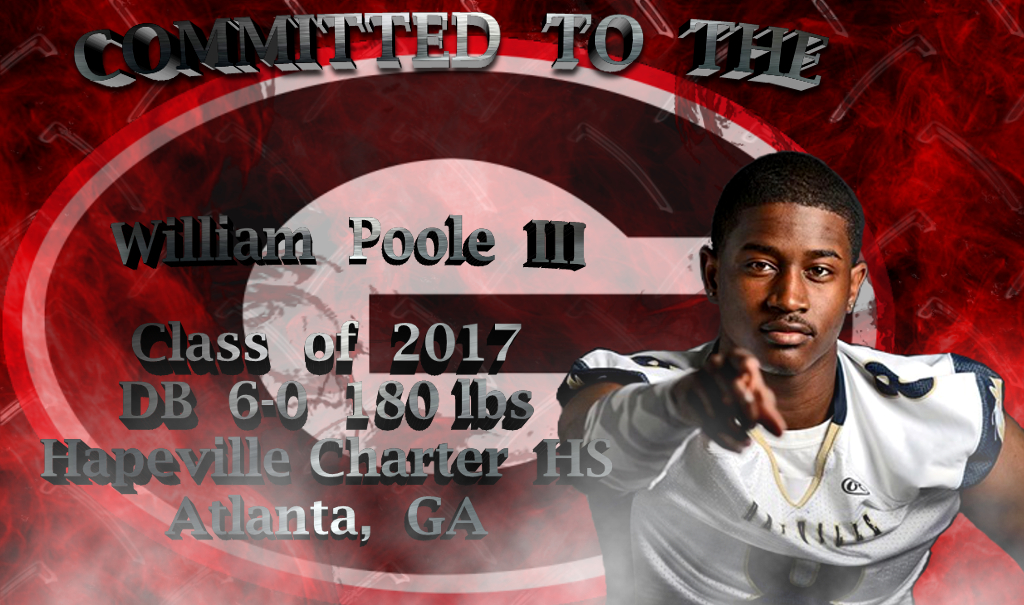 William Poole III - Committed to the G edit by Bob Miller