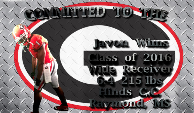 Javon Wims - Committed To The G - edit 002 by Bob Miller