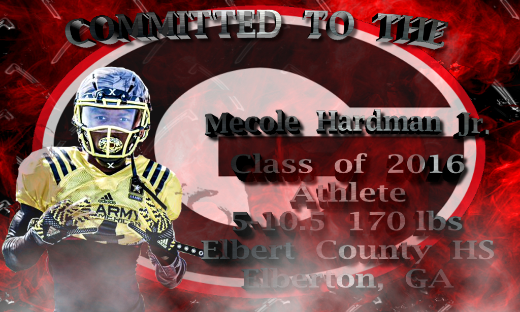 Mecole Hardman Jr. - Committed To The G edit by Bob Miller