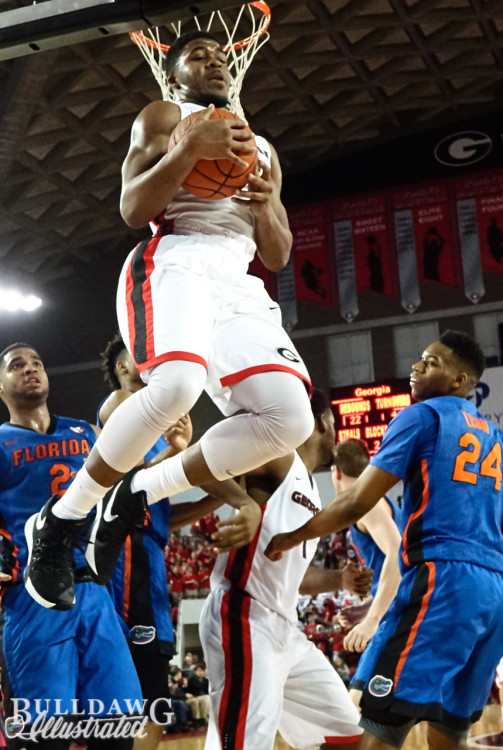 Georgia vs. Florida 17-Feb-16