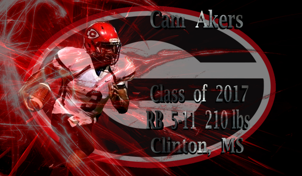 Cam Akers edit by Bob Miller