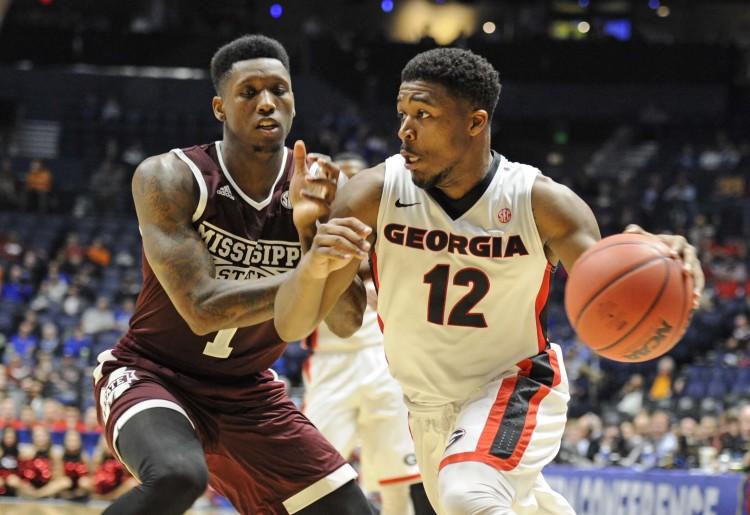 Georgia vs. Mississippi State