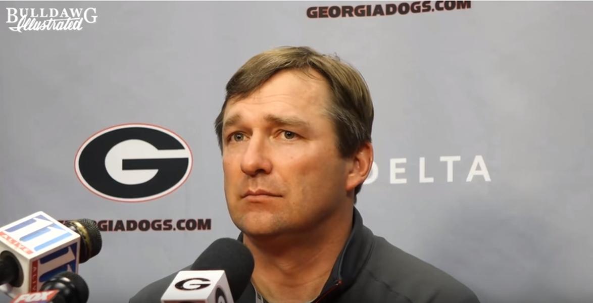 Georgia Head Coach Kirby Smart - Day 3 Spring Practice - Saturday Presser - 19-Mar-2016
