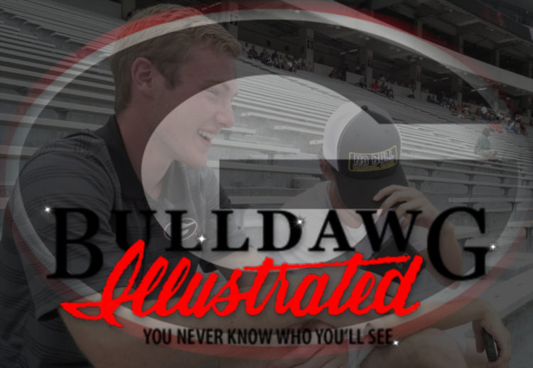 Bulldawg Illustrated's Lucas Rogers and Heath Holland (edit by Bob Miller)