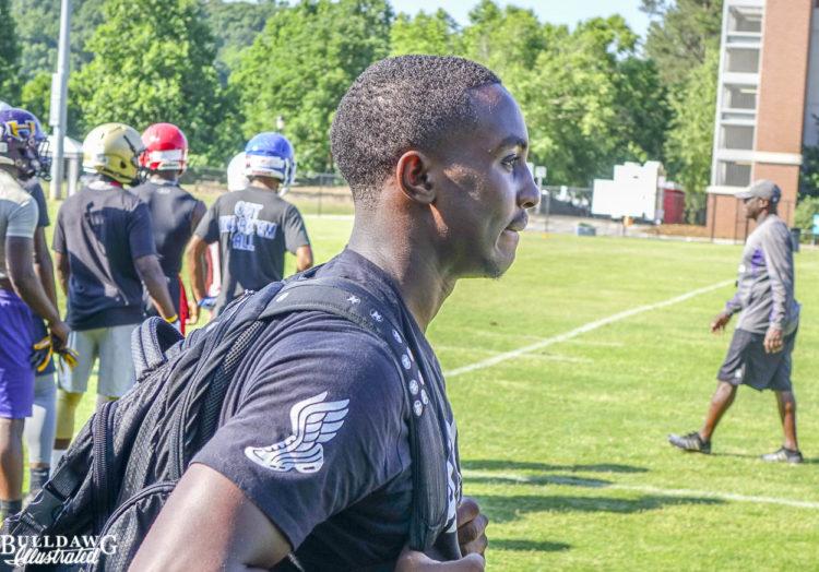 Kearis Jackson 2018 recruit - Fort Valley, GA