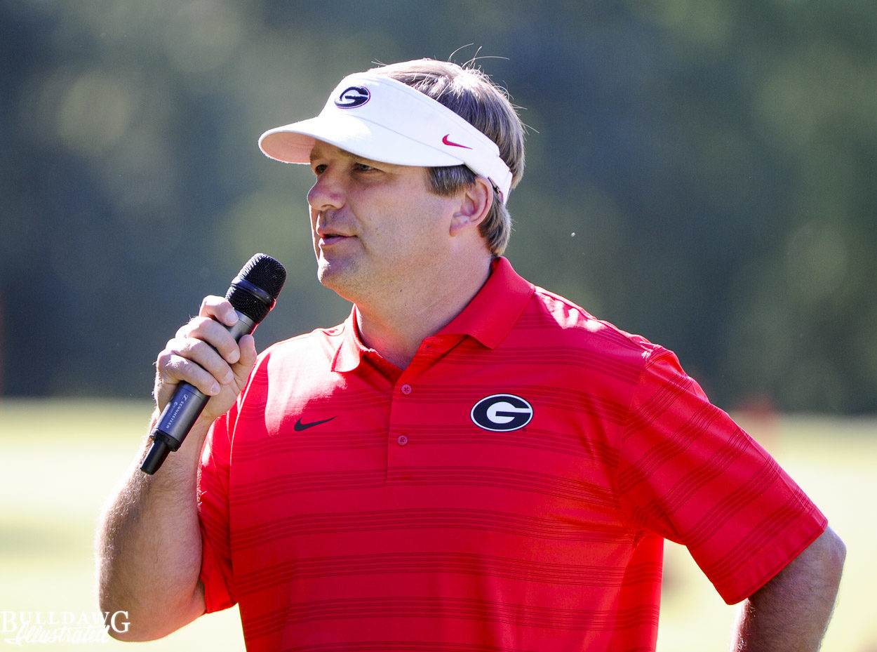 Kirby Smart addresses 7v7 teams prior to first game