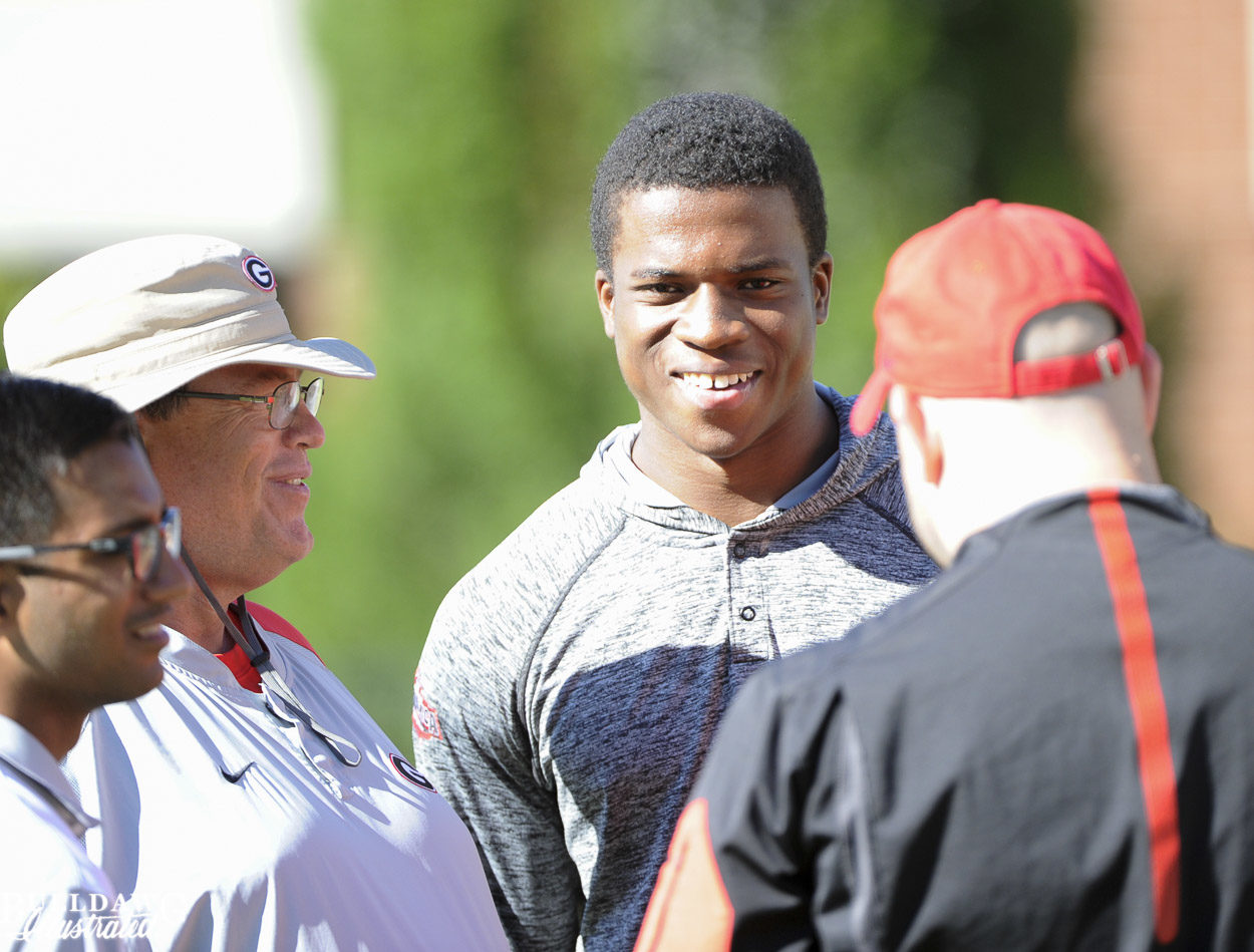 Robert Beal chats with Jim Chaney