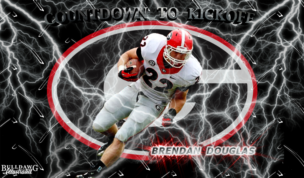 Countdown to Kickoff 2016 No22 Brendan Douglas edit by Bob Miller