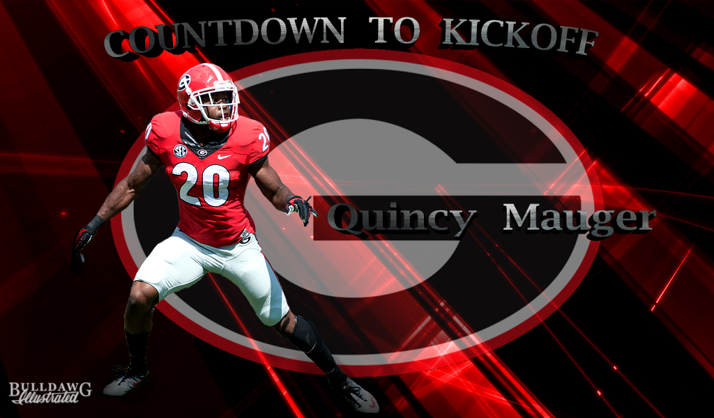 Countdown to Kickoff 2016 No20 Quincy Mauger edit by Bob Miller