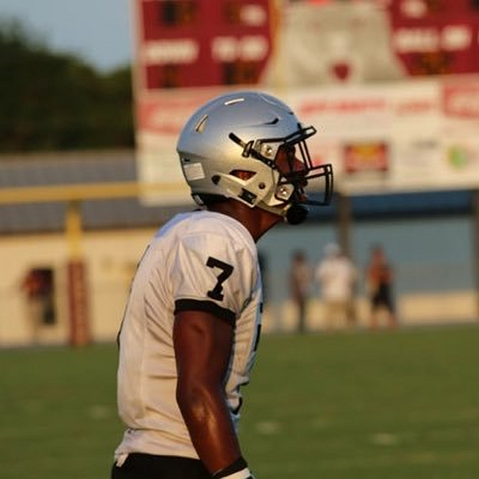 Amari Colbert - C/O 2017 - Houston Co. WR (photo from Amari Colbert - Twitter)