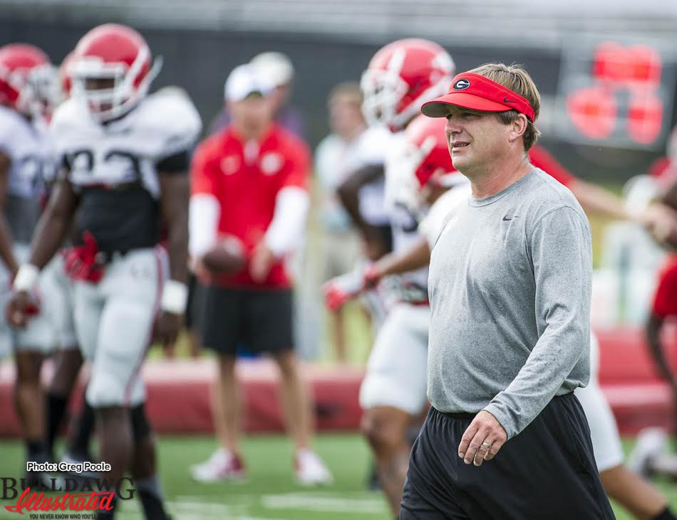 Georgia-head-coach-kirby-smart