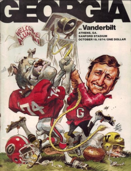 1974_UGA_vs_Vandy