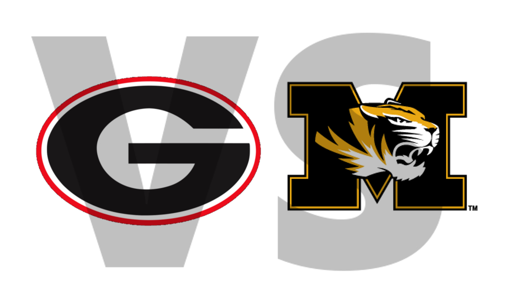 Dawgs vs Mizzou edit by Bob Miller