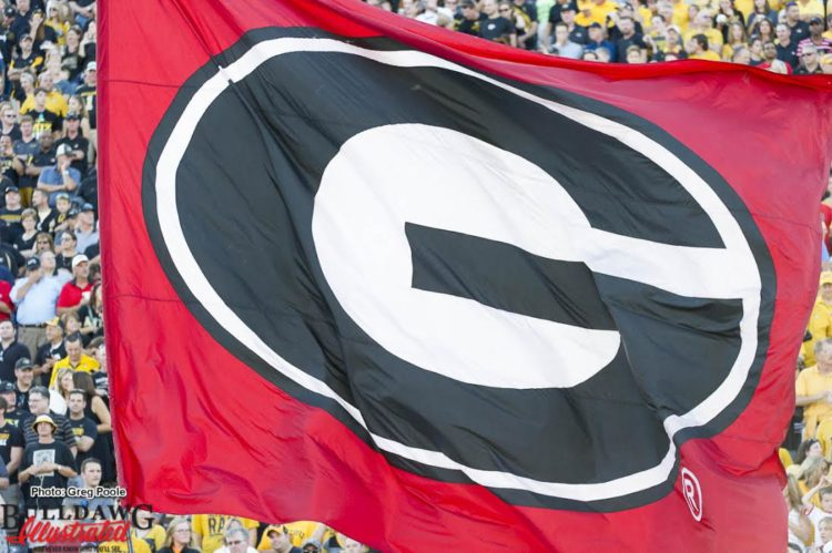 Glory, glory to 'Ole Georgia!