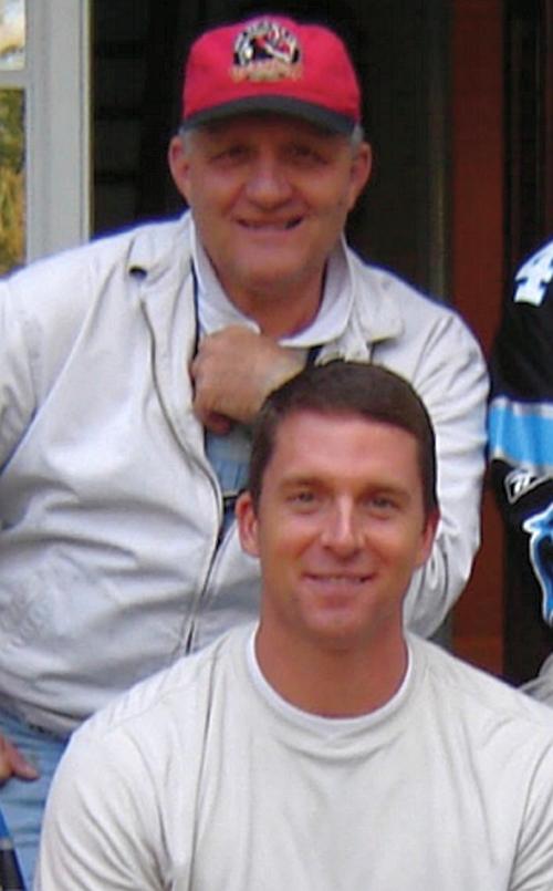 John Kasay Sr. and John Kasay Jr.