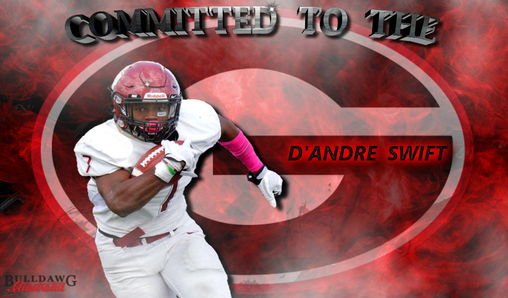 D'Andre Swift - CommittedToTheG edit by Bob Miller