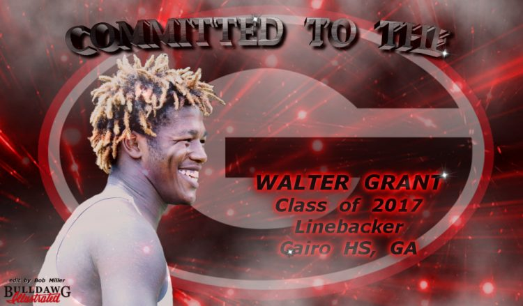 Walter Grant CommittedToTheG edit by Bob Miller
