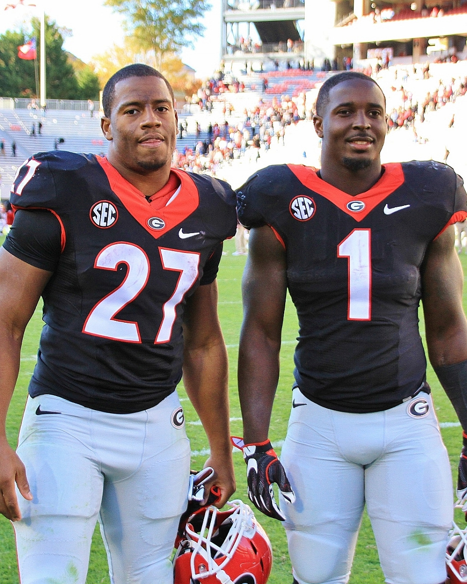 Nick-Chubb-Sony-Michel-Blackout-Dawgs-35