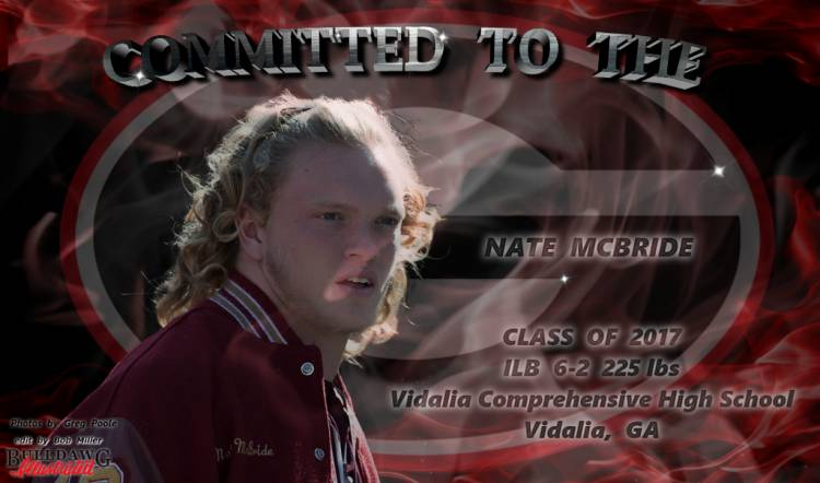 Nate McBride CommittedToTheG edit by Bob Miller