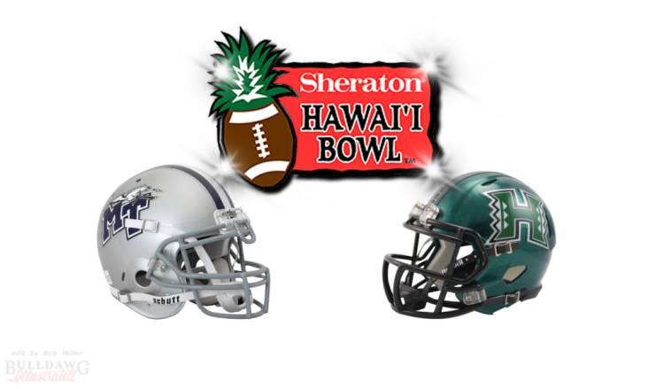 Sheraton Hawaii Bowl edit by Bob Miller