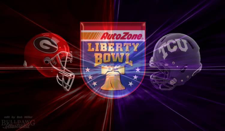 UGA vs TCU Liberty Bowl edit by Bob Miller
