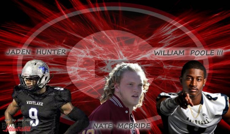 Jaden Hunter, Nate McBride, William Poole III edit by Bob Miller
