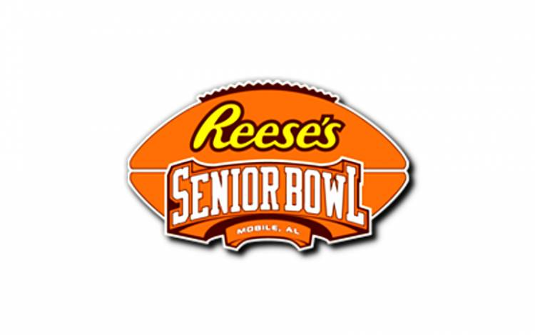 Resee's Senior Bowl graphic edit by Bob Miller