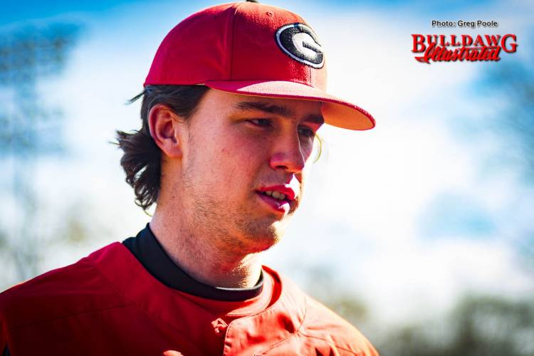 Kevin Smith - UGA Baseball Team