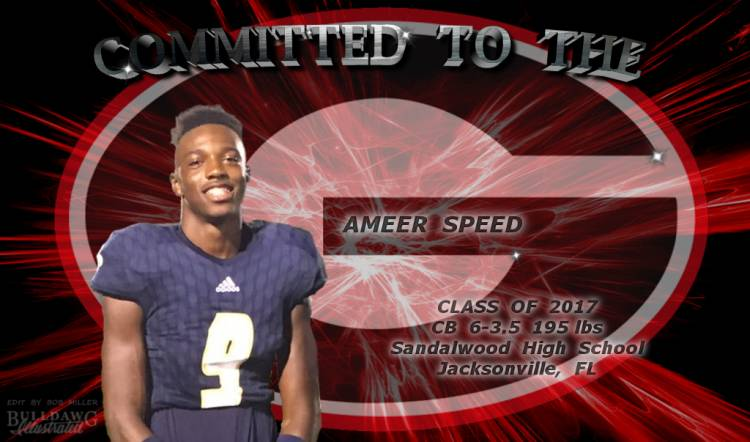 Ameer Speed CommittedToTheG edit by Bob Miller