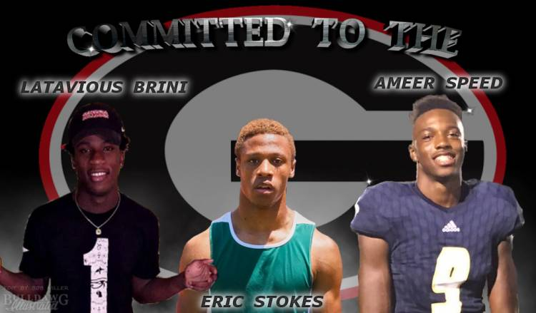 Latavious Brini, Eric Stokes, Ameer Speed CommittedToTheG edit by Bob Miller