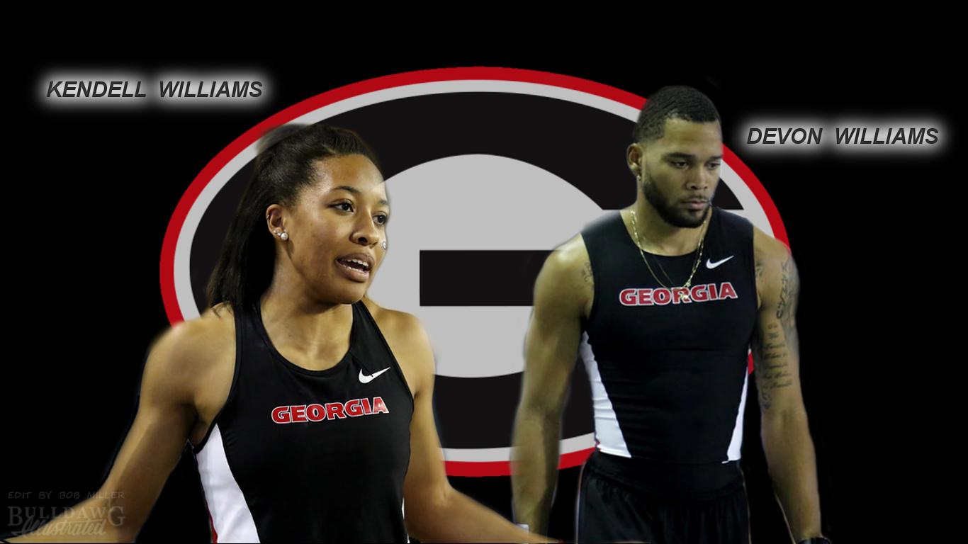 Georgia\'s Kendell Williams Tops a Stellar Collegiate Career on the ...