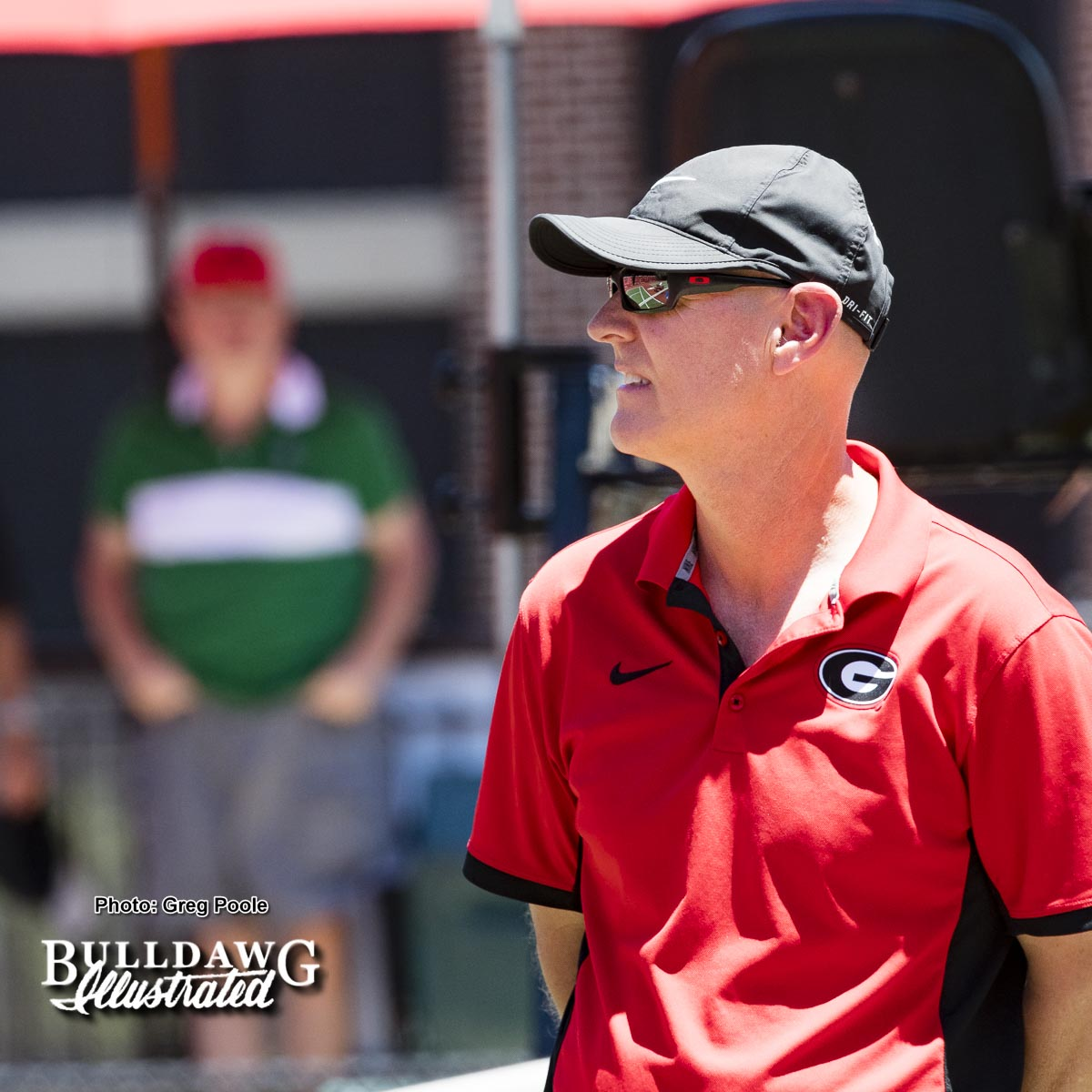 Jeff Wallace – Georgia vs. North Carolina State - May 14, 2017