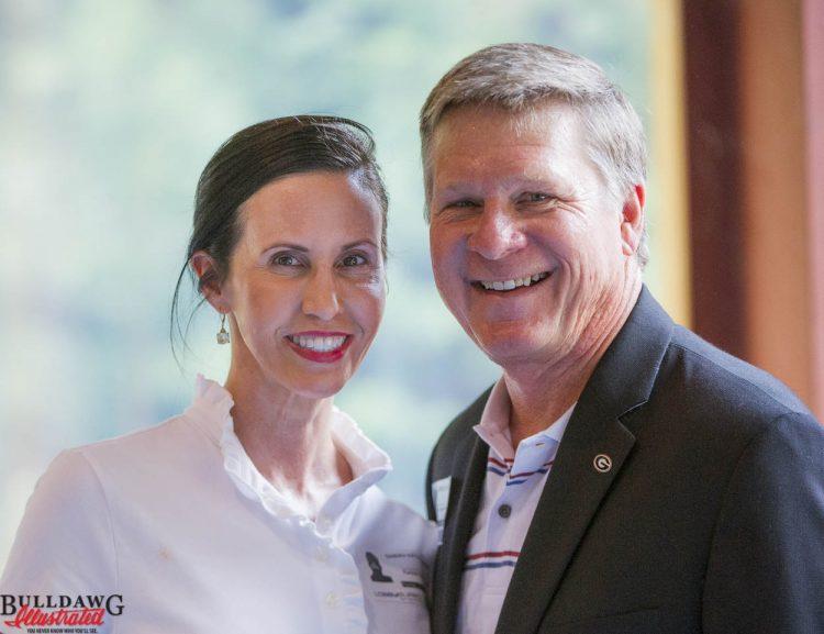 Sandra Kate and John Ellington visit Camp Sunshine - June 2016