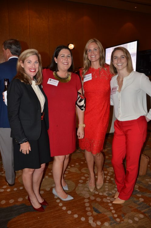 Meredith Gurley Johnson, Ali Gant, Mary Beth Smart and Rachel Webster