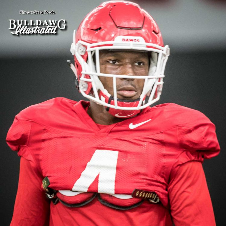 Mecole Hardman – Fall Camp Day 4 – August 3, 2017