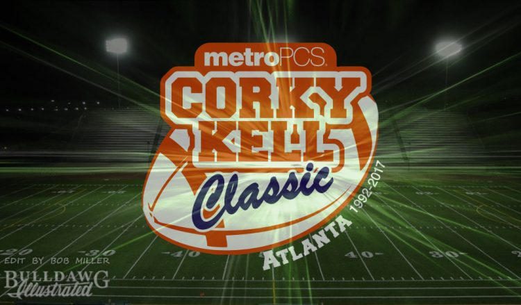 2017 Corky Kell Classic edit by Bob Miller / Bulldawg Illustrated