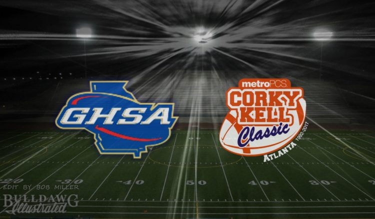 2017 GHSA football Corky Kell Classic edit by Bob Miller