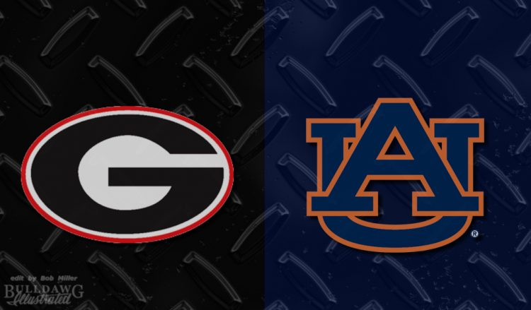 UGA vs Auburn 2017 edit by Bob Miller