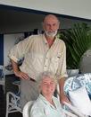 Bob Lockett and Adrienne Wolf-Lockett